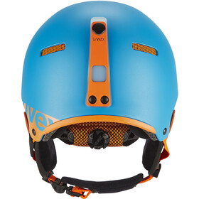 UVEX hlmt 5 core Casco, petrol-orange mat